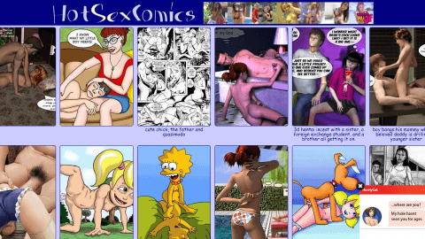 hotsexcomics