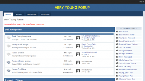 young-forum