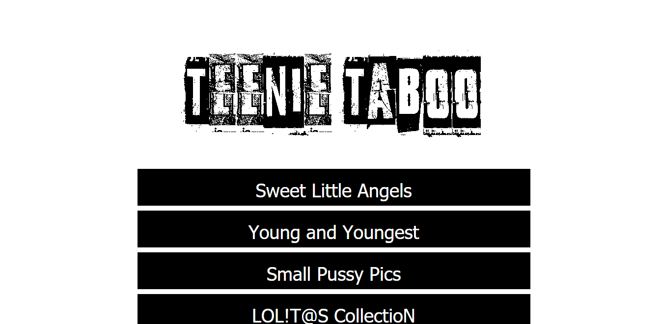 Screenshot teenietaboo.com